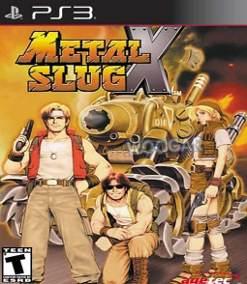Metal Slug X PS3
