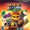 Ratchet y Clank All 4 One PS3
