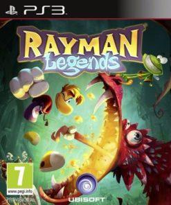 Rayman Legends PS3