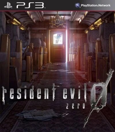 Resident Evil 0 PS3