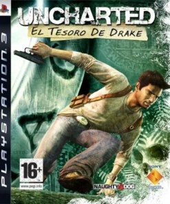 Uncharted 1 Drakes Fortune PS3