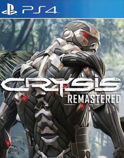 Crysis Remastered PS4 digital
