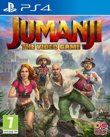Jumanji PS4