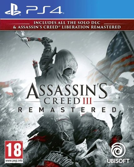 assassin 039 s creed 3 remastered 4830226