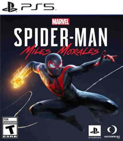 spiderman morales
