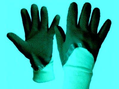 Ръкавици защитни топени