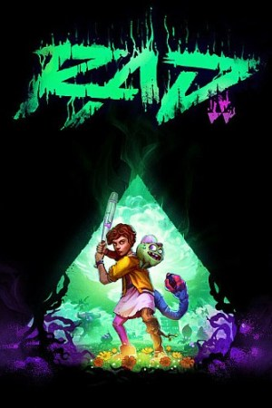 Rad game cover art
