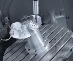 5軸CNCマシニングセンタ DMU50