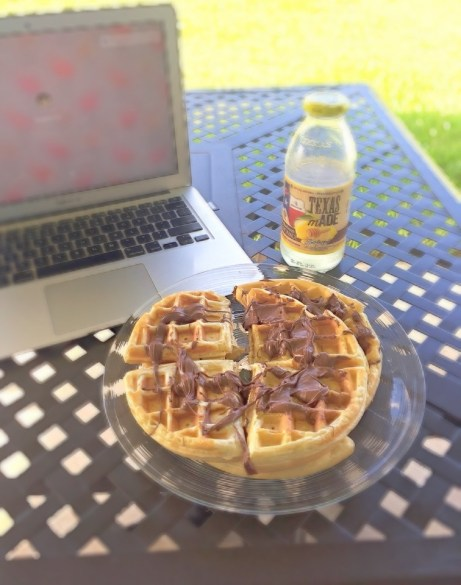 waffle nutella processo di integrazione parole sparse