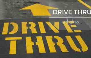 Drive Thru parole sparse