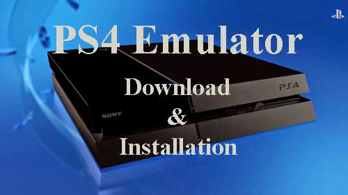 PCSX4 Emulator for PC - Download PS4 Emulator for PC Free