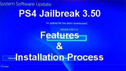 PS4 Jailbreak 3 50 CFW (CEX/DEX) - Download PS4 Jailbreak Free