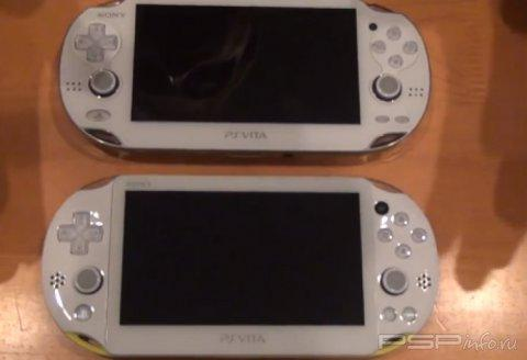 Ps Vita What Are The Models Ps Vita Or Ps Vita Slim Differences Between Models Comparison Of Characteristics Comparison Of Ps Vita And Ps Vita Slim