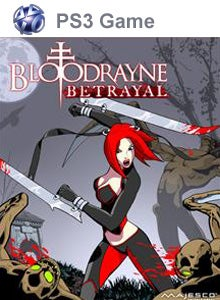 BloodRayne Betrayal PlayStation 3 IGN