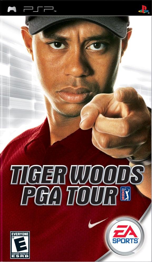 Tiger Woods PGA Tour 2005 PlayStation Portable IGN