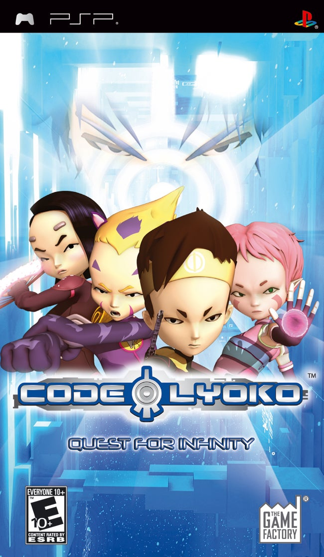 download game psp code lyoko cso