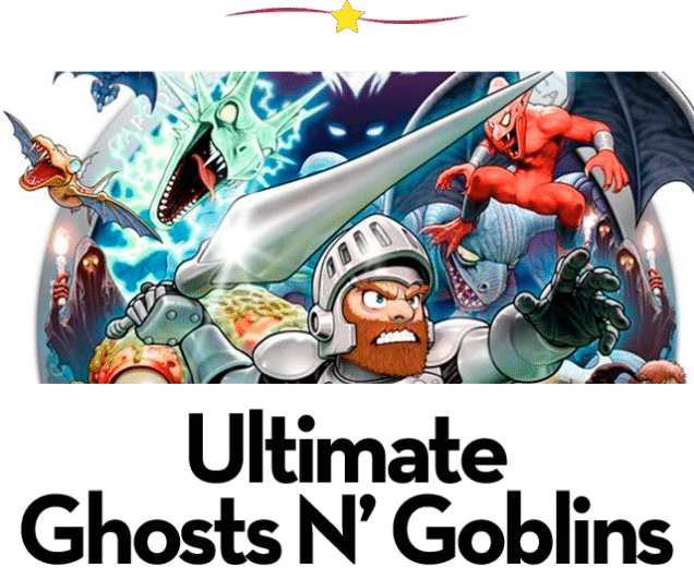 Ultimate Ghosts N Goblins