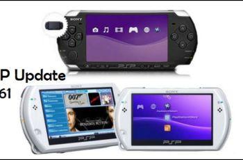 Actualización 6.61 PSP