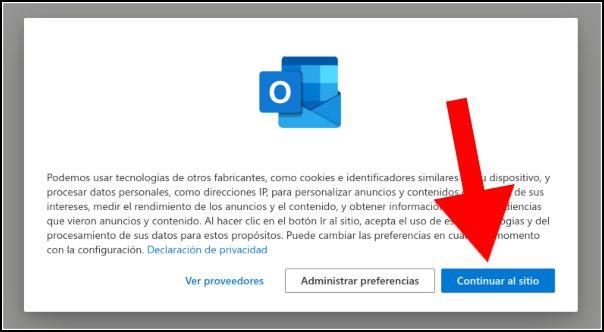 abrir correo Hotmail