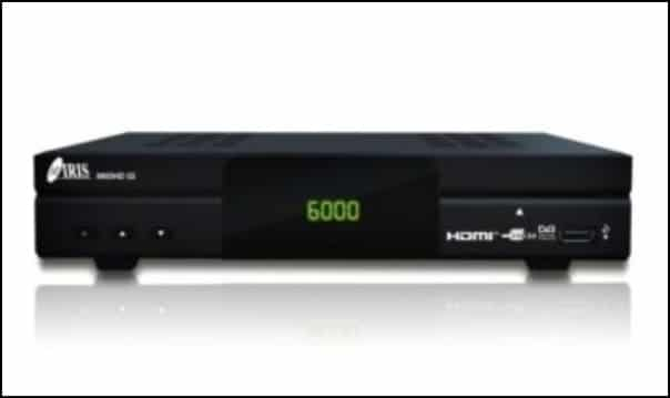 Decodificador Iris 9600 HD 02
