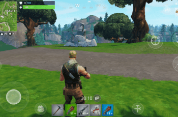 fortnite mobile error solución