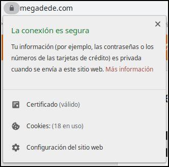 SSL Megadede