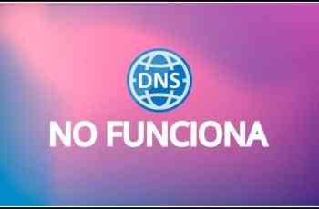 Servidor DNS no funciona