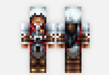 skin de Assasin's Creed