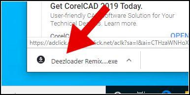 Deezloader Remix descargado