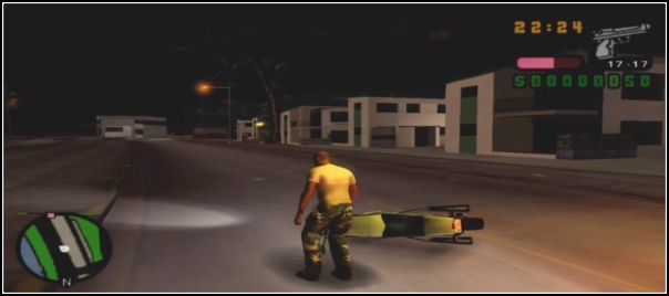 GTA: Vice City Stories para PSP