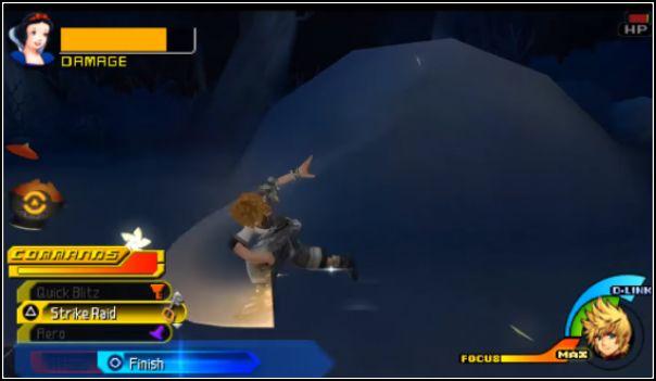 Kingdom Hearts: Birth by Sleep para PSP