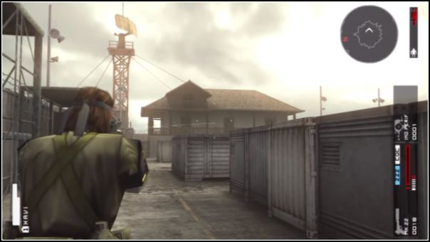 Metal Gear Solid: Peace Walker para PSP