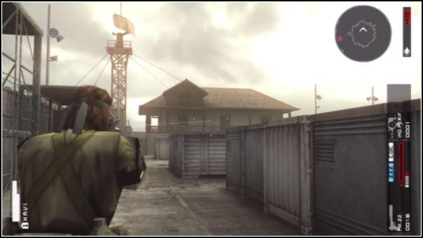 Metal Gear Solid: Peace Walker para PSP
