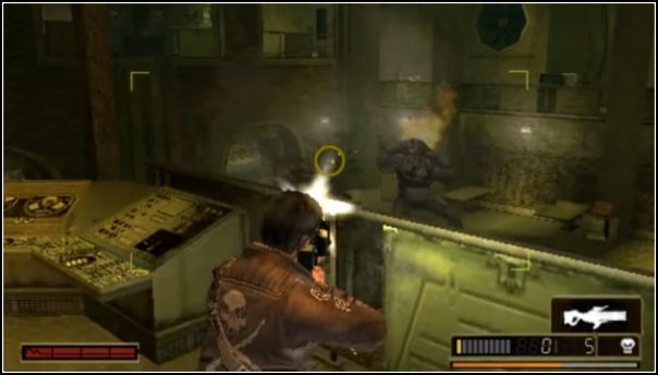 Resistence Retribution para PSP
