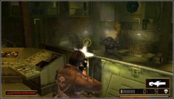 Resistence Retribution para PSP