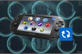 PS Vita Update