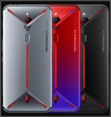 Colores Red Magic 3S