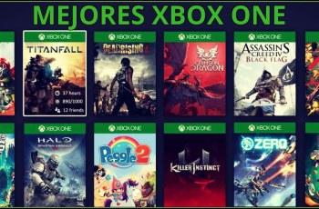 Mejores juegos Xbox One