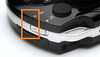PSP WLAN switch
