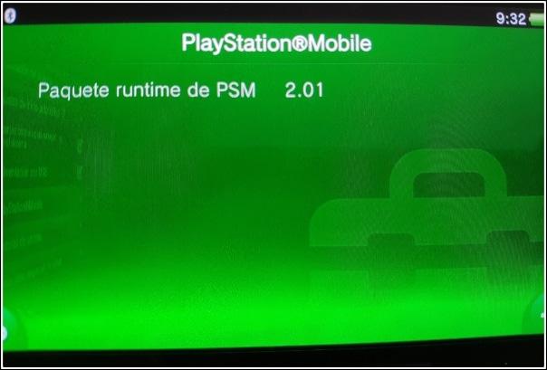 versión PlayStation Mobile