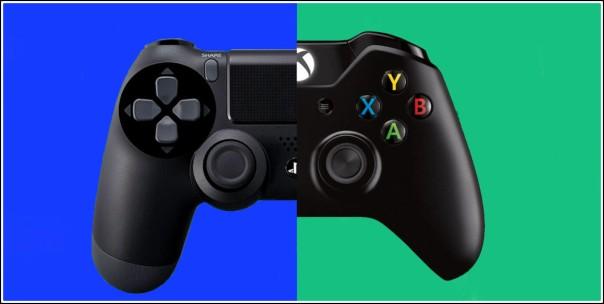 mando xbox one vs ps4