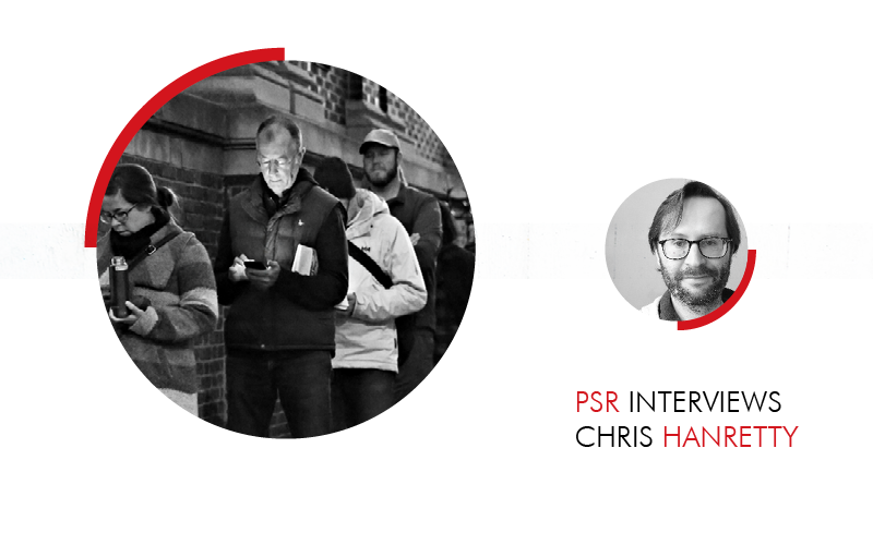 PSR Interviews #2:  An Introduction to Multilevel Regression and Post-Stratification – an interview with Chris Hanretty