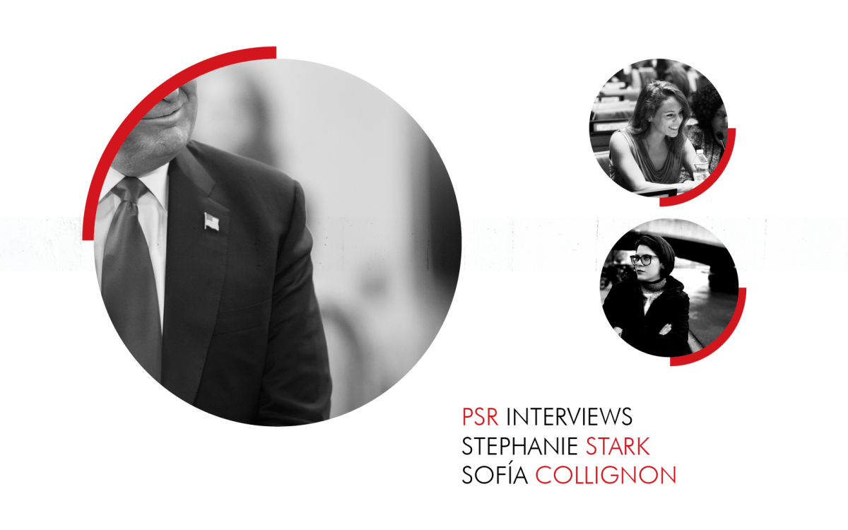 PSR Interviews #9:  Sexual Predators in Contest for Public Office: How the American Electorate Responds to News of Allegations of Candidates Committing Sexual Assault and Harassment – an interview with Stephanie Stark