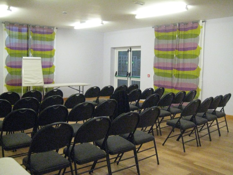 Small Hall as a Meeting Room