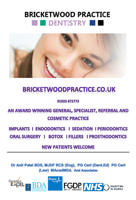 Bricket-Wood-Practice