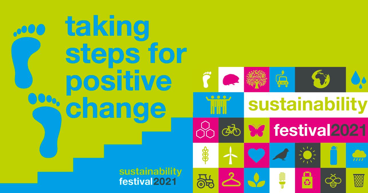 Taking positive steps for positive change