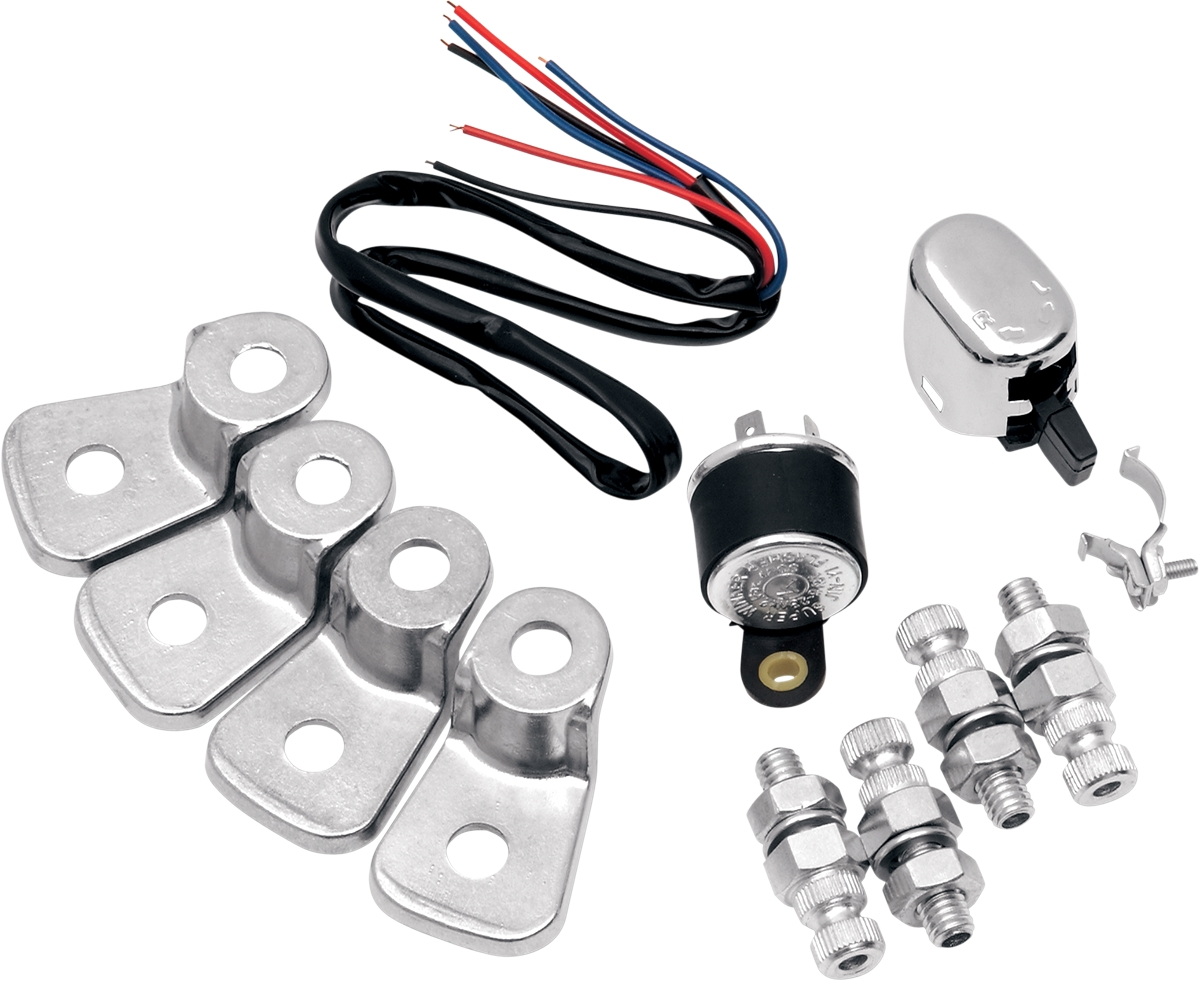 K&S Technologies Universal Turn Signal Wiring Kit With