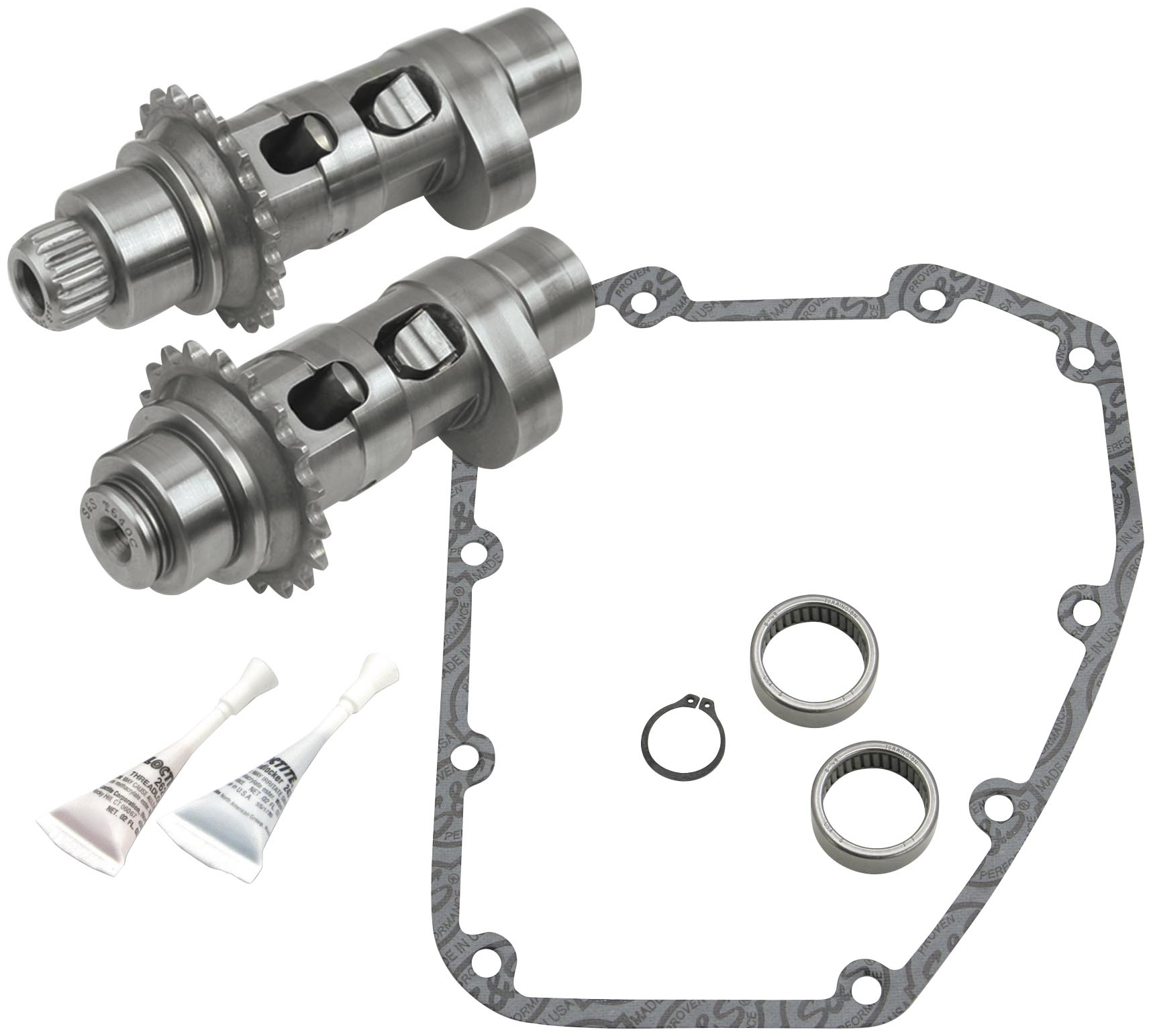 S Amp S Cycle 106 551ce Easy Start Chain Drive Camshaft