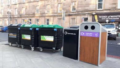 Photo of Making it as easy as possible for all Edinburgh residents to recycle