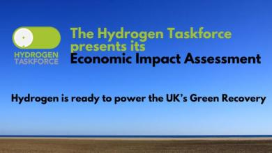 Photo of The Hydrogen Taskforce's new Economic Impact Assessment (EIA)